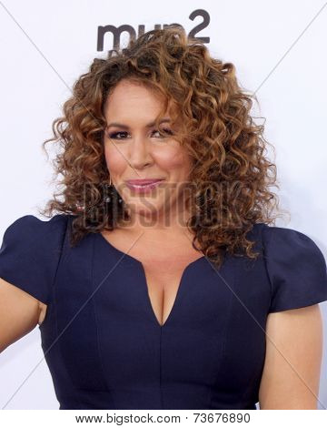 LOS ANGELES - OCT 10:  Diana-Maria Riva at the ALMA Awards Arrivals 2014 at Civic Auditorium on October 10, 2014 in Pasadena, CA