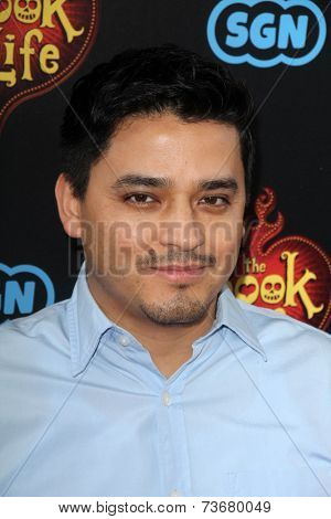 LOS ANGELES - OCT 12:  Douglas Spain at the