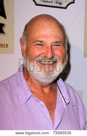 LOS ANGELES - OCT 6:  Rob Reiner at the