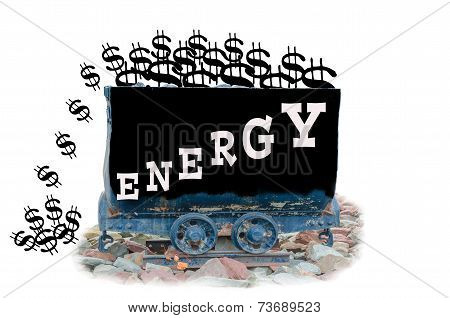 Energy Costs, Mining Lore, Energy, Dollar