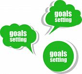 foto of goal setting  - goals settings - JPG