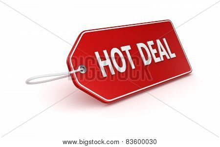 Hot Deal Tag