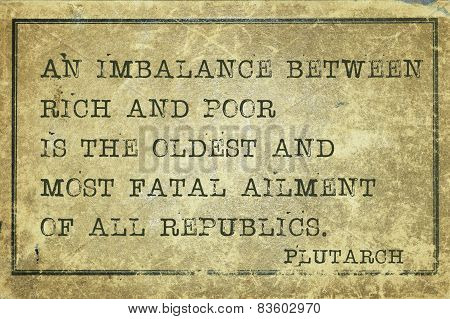 Imbalance Plutarch