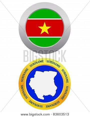 Button As A Symbol Suriname