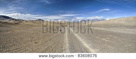 Tajikistan Panorama