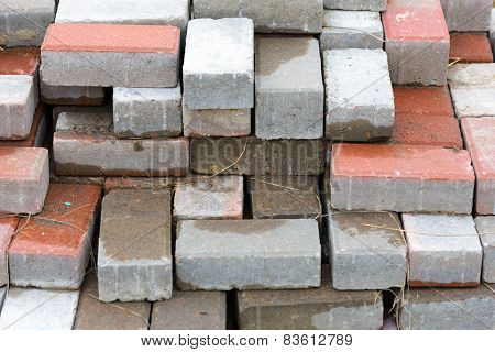 Heap Of Bricks