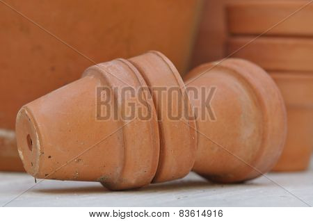 Little Terracotta Pots