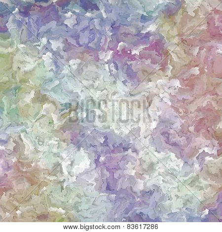 Abstract Texture In Pastel Colors