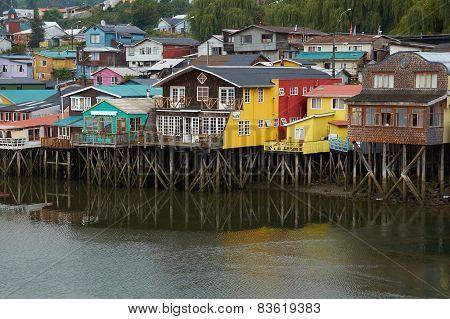 Palafitos of Chiloe