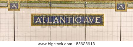 Atlantic Avenue, Barclays Center Station - Nyc Subway