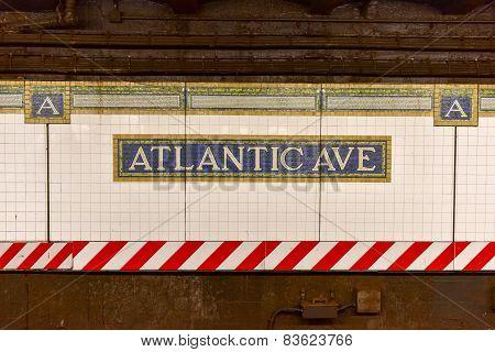 Atlantic Avenue, Barclays Center Station - Nyc Subway