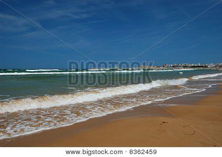 Beach Scenic View