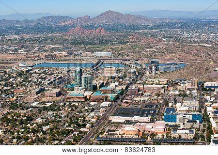 Downtown Tempe, Arizona