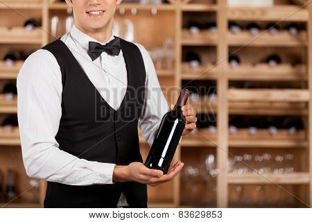 Presenting The Best Wine.