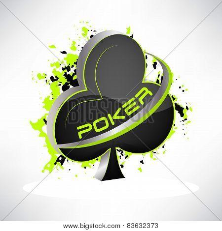 Poker vector illustration
