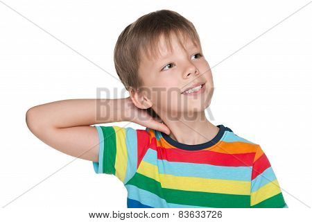 Little Boy Imagines