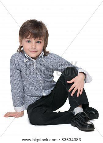 Cute Fashion Little Boy