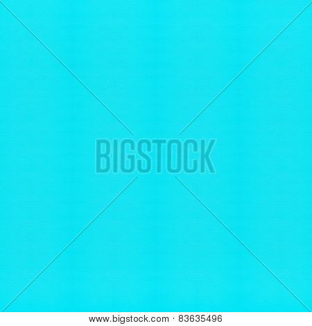 Seamless Turquoise Leather Texture