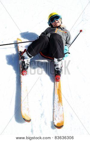 Fun At Winter Sport
