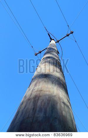A Power Pole