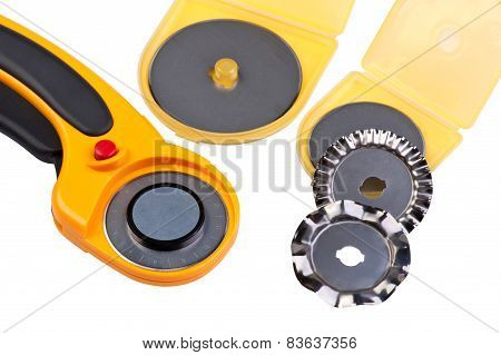 Set Rotary Cutter