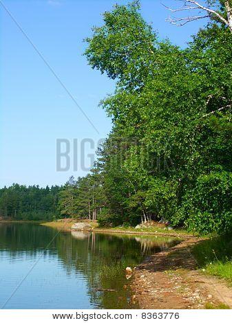 Buffalo Lake - northwoods Wisconsin