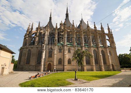 Kutna Hora Cathedral