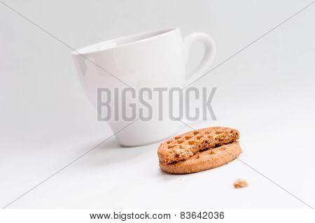 Breakfast food concept