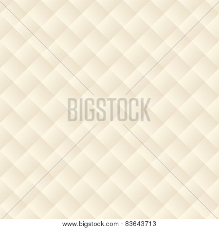 Beige texture background. Cardboard seamless pattern. Vector