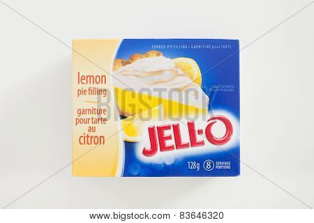 Jell-o Lemon Pie Filling