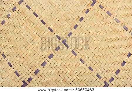 Wicker Background.