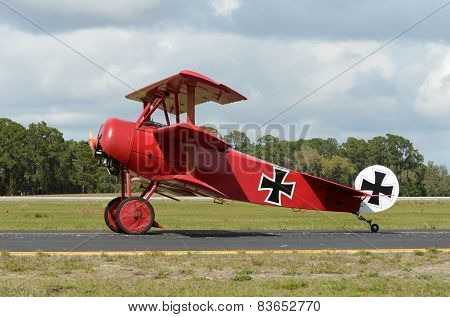 World War I Airplane