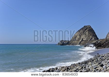Thornhill Beach At Point Mugu