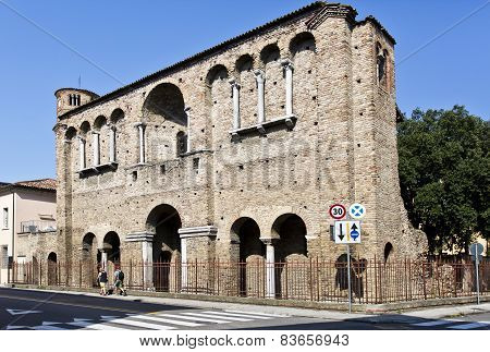 Ravenna Palace Of Theodoric