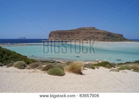 bay Balos,Creta, Greece