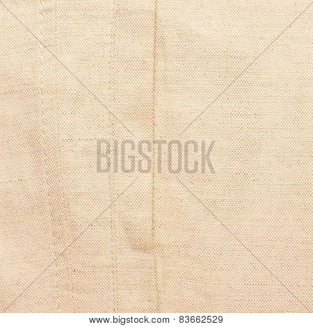 Flaxy linen cloth texture