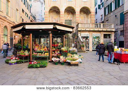 Piazza Banchi, Genoa