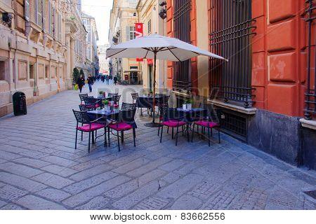 Garibaldi Street, Genoa