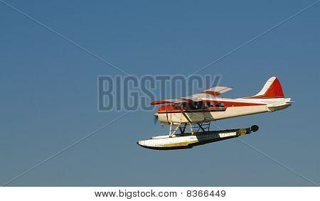 Wasserflugzeug in Kanada