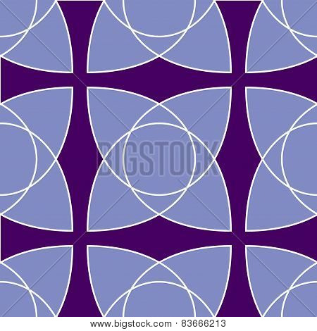 Abstract seamless pattern lilac color