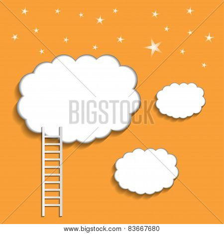 Ladder To Cloud