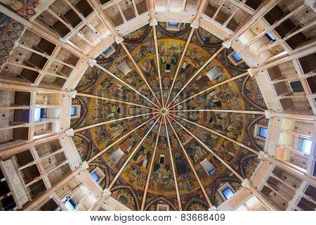 Baptistery, Parma