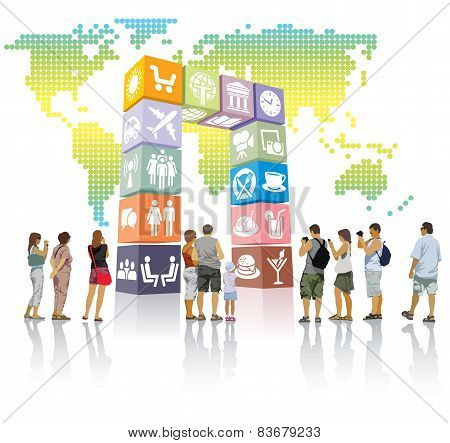 Tourist Portal