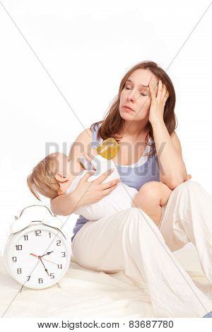 Mother Overtired