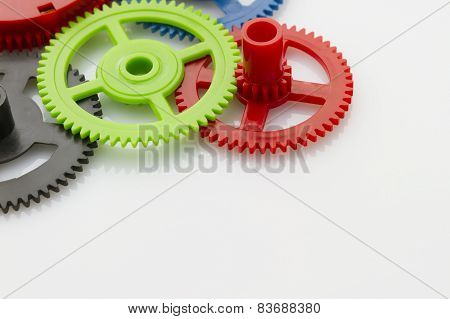 Colorful Gear