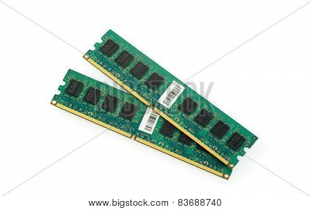 Two Memory Modules