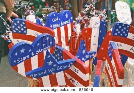 market patriotism