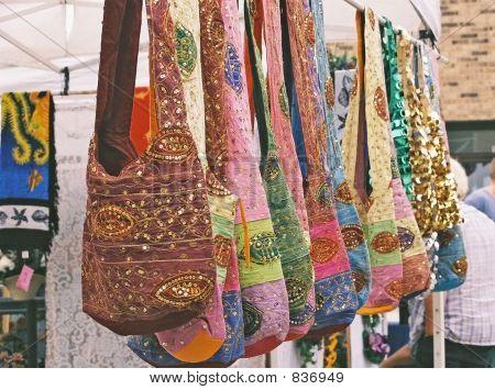 outdoor market purses