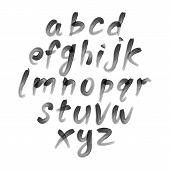foto of alphabet  - Vector alphabet - JPG