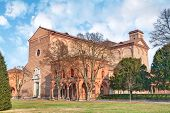 foto of ferrara  - Church of St Cristopher  - JPG